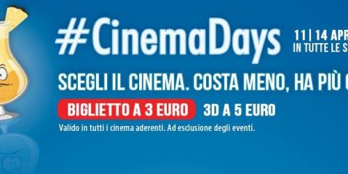 CinemaDays 2016