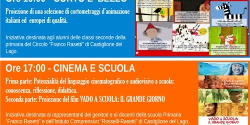 OPEN DAY – LA SCUOLA L CINEMA