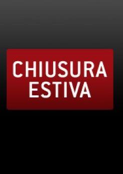 CHIUSURA ESTIVA DEL CAPORALI