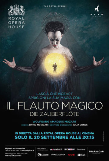 Il flauto magico – Royal Opera House