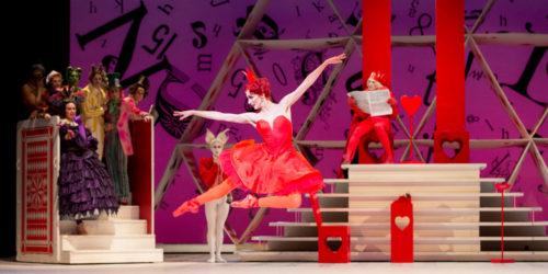 Le avventure di Alice nel Paese delle Meraviglie – Balletto