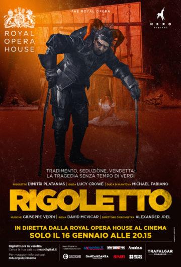 Rigoletto – Royal Opera House