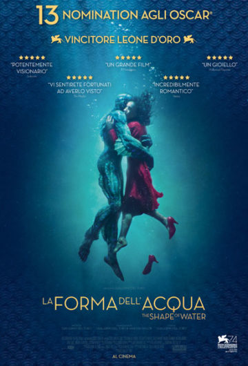 La forma dell' acqua – The shape of water