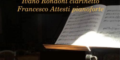 SCHUMANN – BRAHAMS – Concerto live