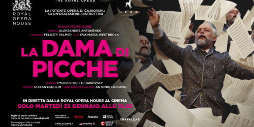 ROYAL OPERA HOUSE: LA DAMA DI PICCHE