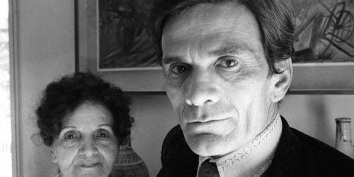 PRIMA DI OGNI ALTRO AMORE – Pasolini e la madre.