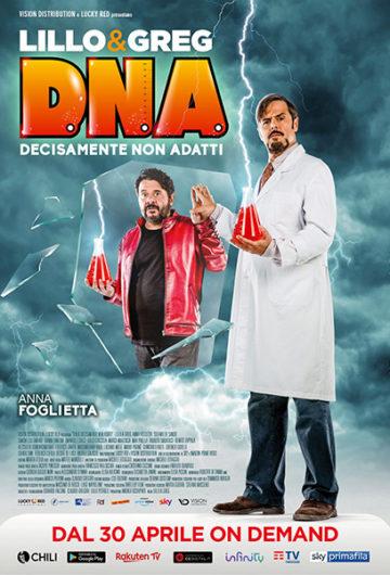 DNA (DECISAMENTE NON ADATTI)