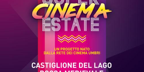 ROCCACINEMA 2020 E' … SUPER CINEMA ESTATE