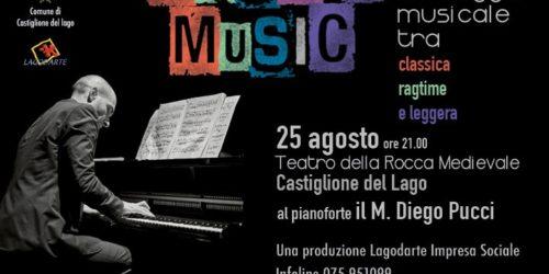 MOSAIC MUSIC – Concerto del M° Diego Pucci